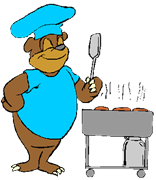 Happy chef
