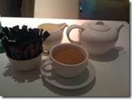 Tea during TKE in Dublin
