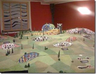 Model of Augenschlitzhaus by BIK